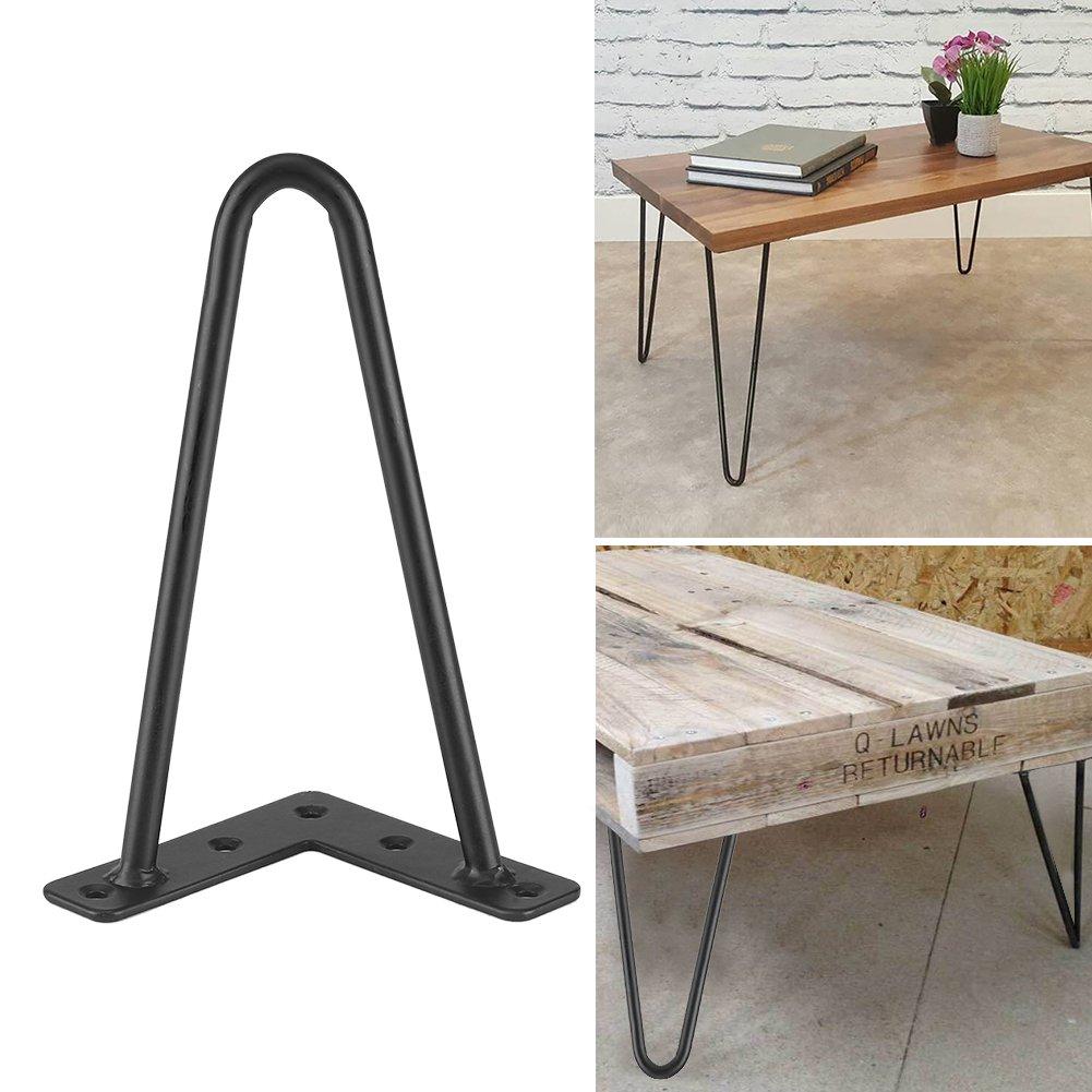 De hierro para mesas