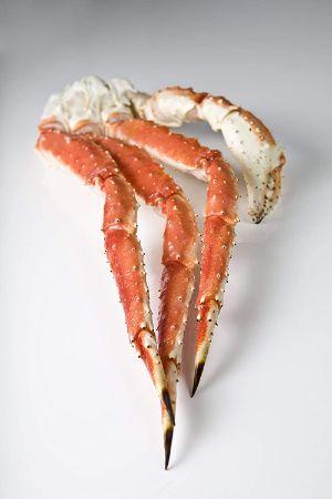 Patas-Cangrejo-Chatka-cocido-congelado-patas-de-cangrejo
