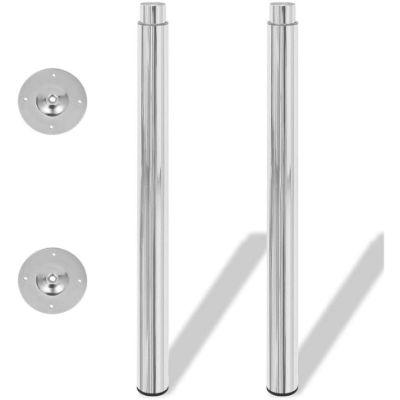 vidaXL-Telescópicas-regulables-altura-710mm-1100mm-patas-de-mesa-ikea